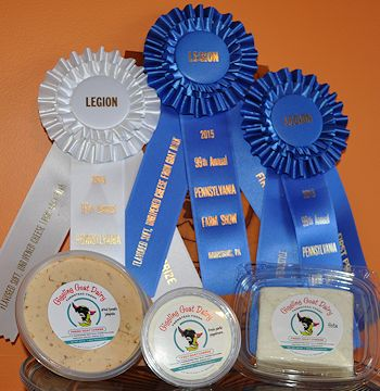 2015 PA Farm Show Cheese Competition